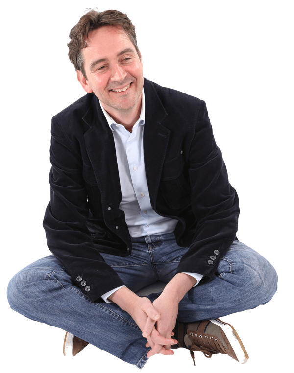 Nicolai Frijters eigenaar reclamebureau Breda